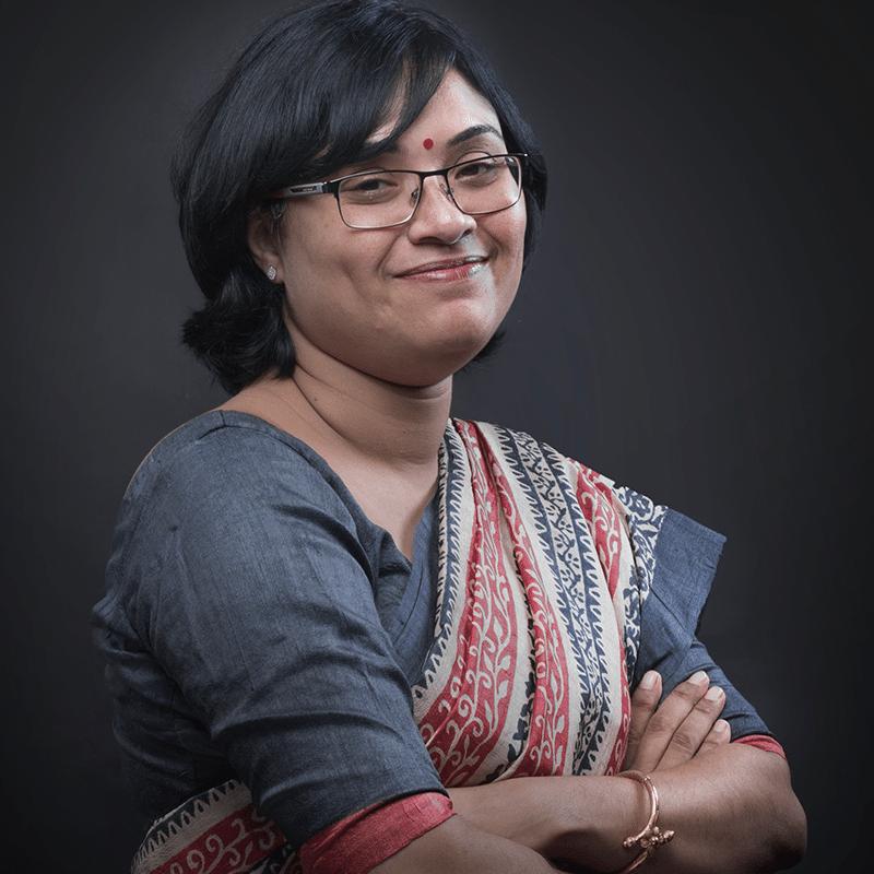 Paramita Ghosal – Principals Desk